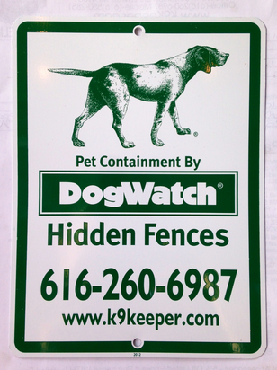 Replacement Yard Sign