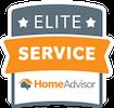 Home Advisor Elite Service Professional Award